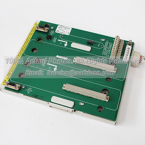 GE Measurement Technology 8750-CA-NS Module Carrier MTI Ethernet