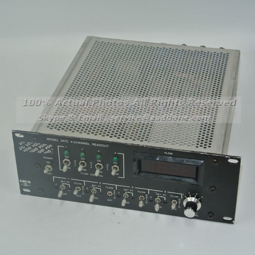 MKS 247C 4-CHANNEL READOUT