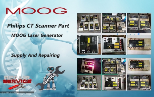 CT Scanner Part -MOOG Laser Generator