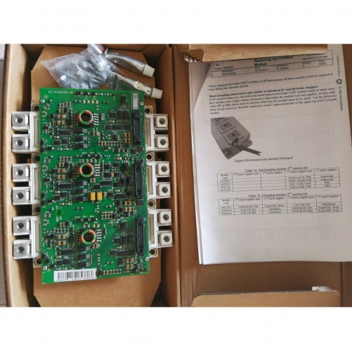 ACS800 Inverter Main Board F300R12KE3 AGDR-72C