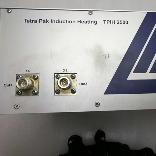 Tetra Pak Induction Heating TPIH2500 1499642-301